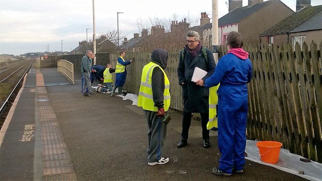 Ian speaks with residents of the Turning Point programme about their experiences.