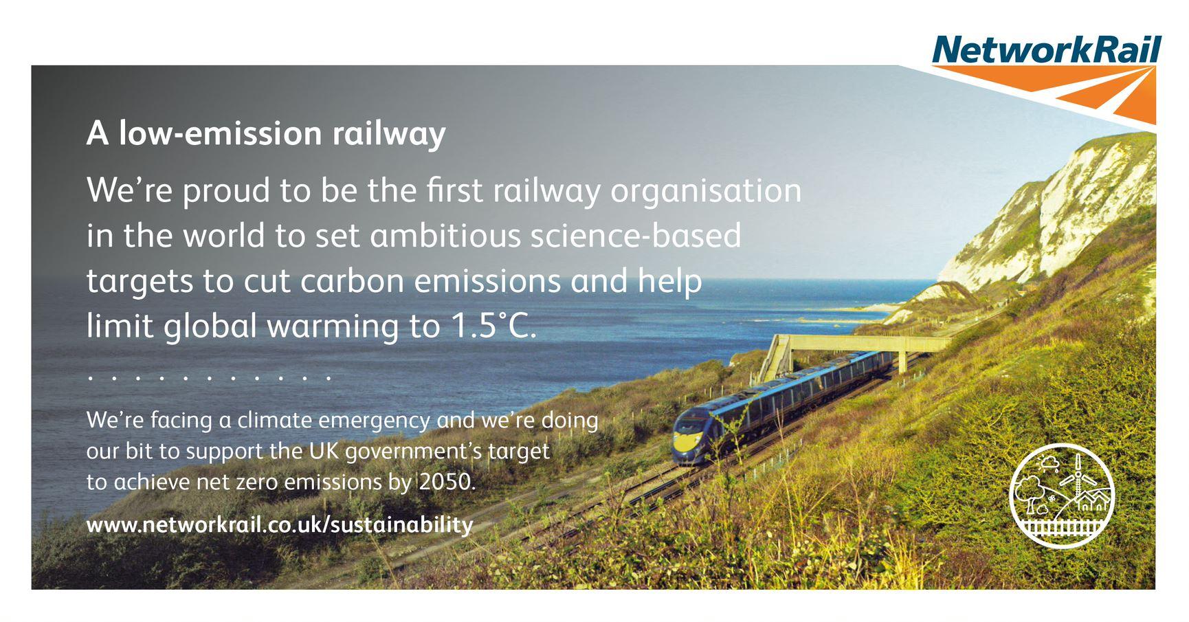 Network Rail science-based targets